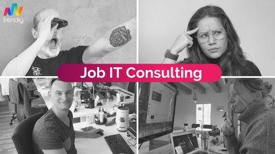 So bekommst Du einen Job im IT-Consulting