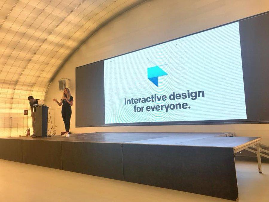 Prototypen mit Framer X bauen und visuelle Designer ohne Programmierkenntnisse befähigen