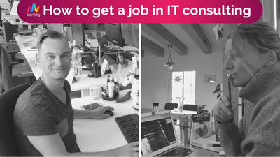 How to get a job in IT consulting