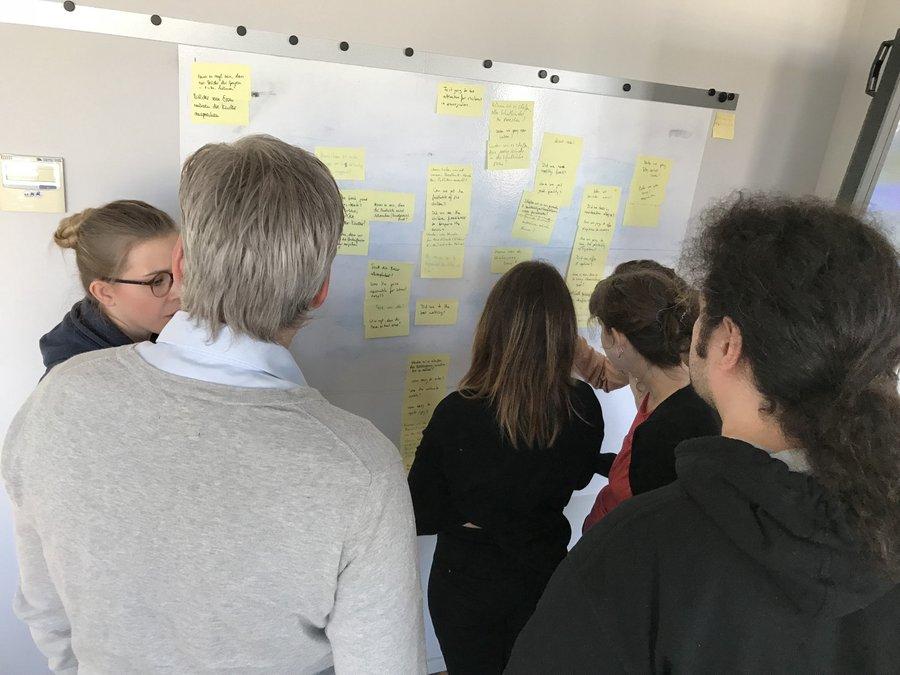 Warum ich Design Sprint Master Kurse liebe und warum es 2 Tage braucht, um das Framework zu schulen