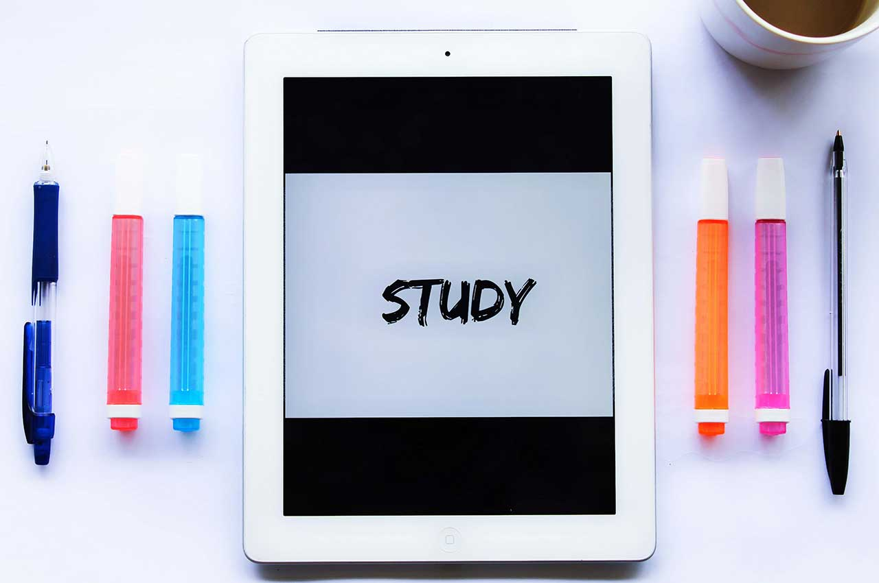 Study the syllabus, the glossary and mock exam questions in preparation for a certification exam.